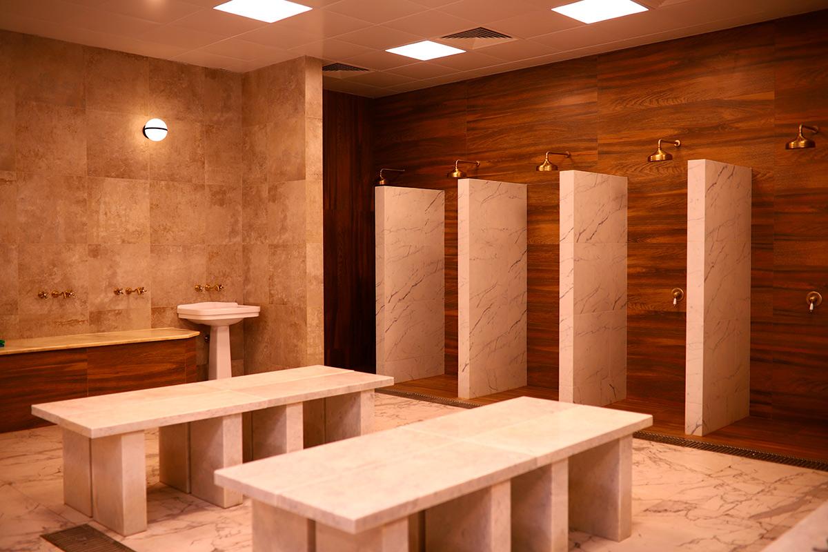 Услуги банного комплекса